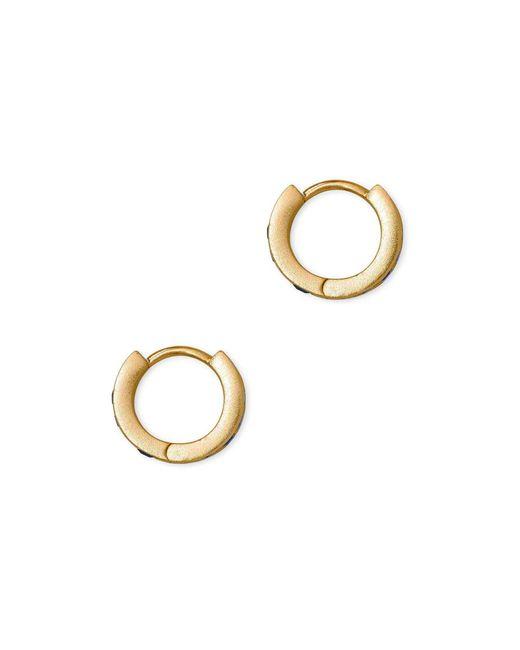 Kendra Scott Blue Jack Huggie Earrings
