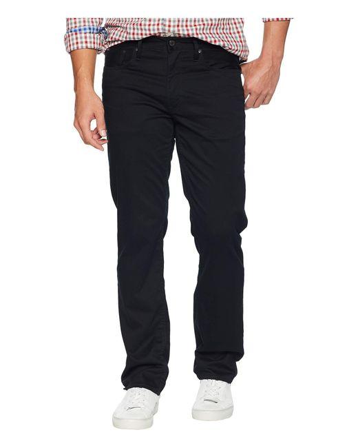 Polo Ralph Lauren - Black Cotton Stretch Sateen Prospect Pants (collection Navy) Men's Casual Pants for Men - Lyst