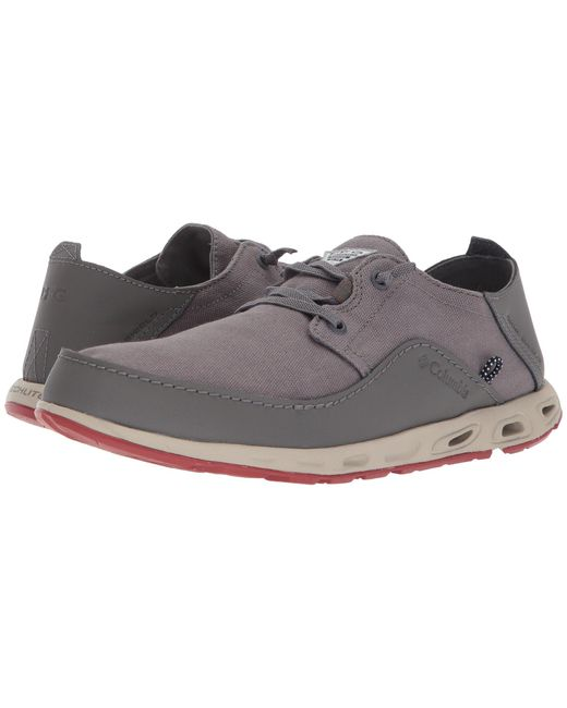 Columbia Canvas Bahama Vent Relaxed Pfg In Gray For Men Lyst
