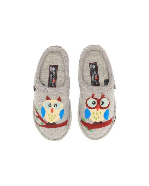 Haflinger - Multicolor Olivia (stone) Women's Slippers - Lyst