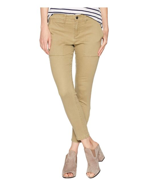Sanctuary - Fast Track Zip Chino Pants (prosperity Green) Women's Casual Pants - Lyst