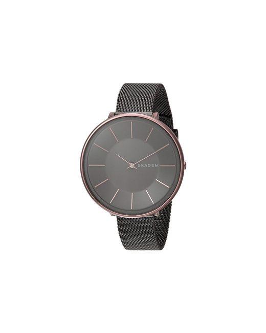 Skagen - Multicolor Karolina - Skw2689 (gunmetal) Watches - Lyst