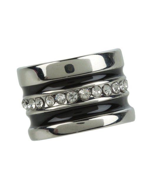 Guess - Metallic 89114891 (gunmetal/silver) Ring - Lyst