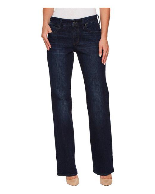 Lucky Brand - Blue Easy Rider In Avondale (avondale) Women's Jeans - Lyst
