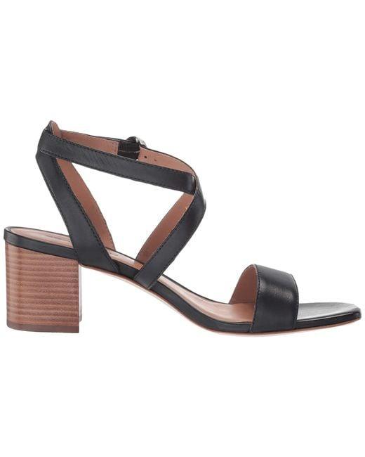 f827234bc1f ... Bernardo - Brielle Heeled Sandal (black Antique Calf) Women s Sandals  ...