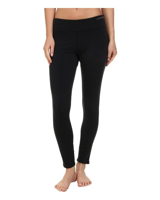 Hot Chillys - Micro-elite Xt Tight (black/granite) Women's Casual Pants - Lyst