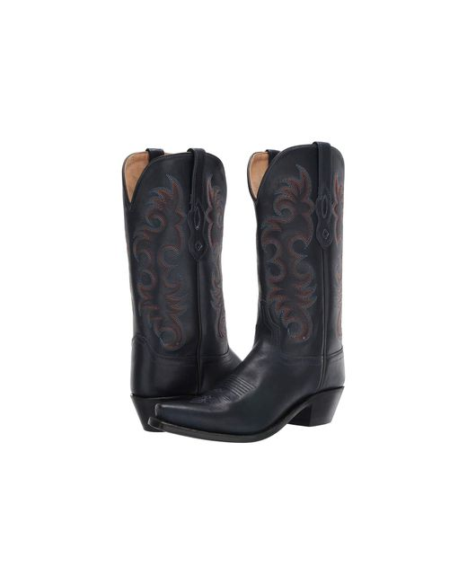 Old West Boots Blue Emma