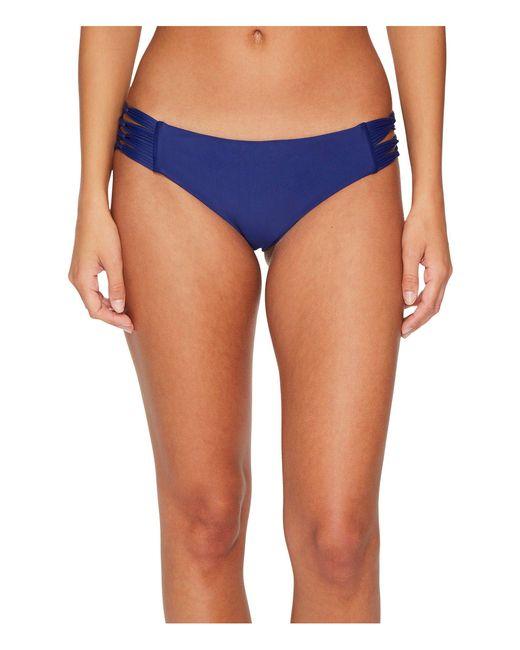 Body Glove - Blue Smoothies Ruby Low Rise Bottom (diva) Women's Swimwear - Lyst