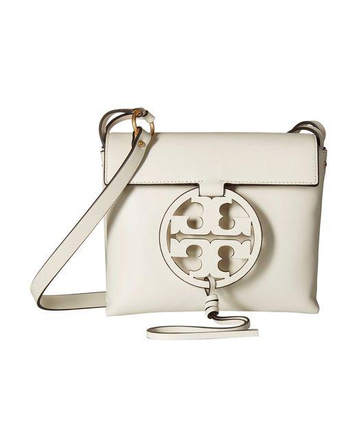 Tory Burch - Natural Miller Crossbody (birch) Handbags - Lyst