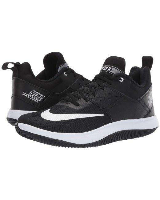 e145ba46dc1 Lyst - Nike Fly.by Low Ii (black black game Royal white) Men s ...