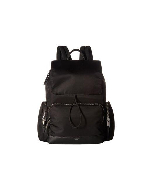 Knomo - Mayfair Clifford Rucksack (black) Backpack Bags - Lyst