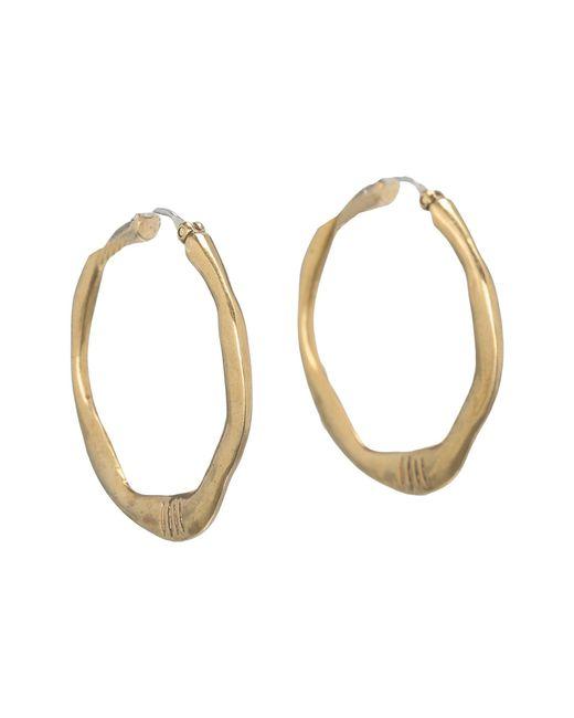 The Sak - Metallic Small Century Metal Hoop Earrings - Lyst