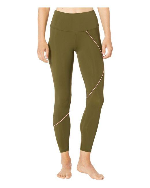 Onzie Green Hyper Beam Midi Leggings