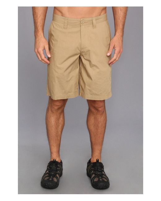 Columbia Natural Washed Outtm Short for men