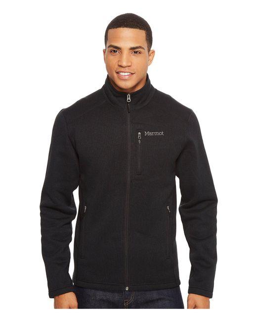 Marmot - Drop Line Jacket (black 2) Men's Jacket for Men - Lyst
