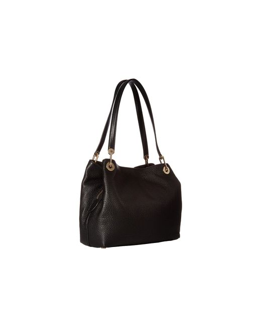 8d2177e67ab57 ... MICHAEL Michael Kors - Raven Large Shoulder Tote (black) Tote Handbags  - Lyst ...