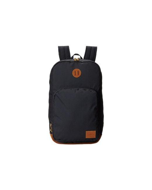 Nixon - Brown The Range Backpack for Men - Lyst