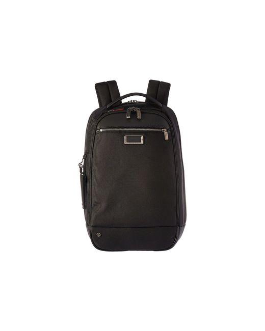 Briggs & Riley Black @work Medium Slim Backpack