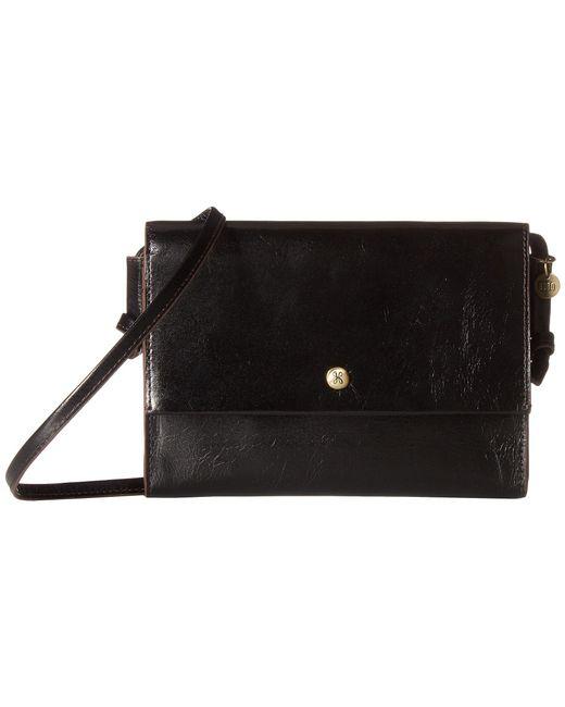Hobo - Bemuse (black) Cross Body Handbags - Lyst