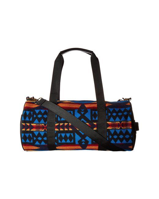 Pendleton   Black Round Gym Bag for Men   Lyst