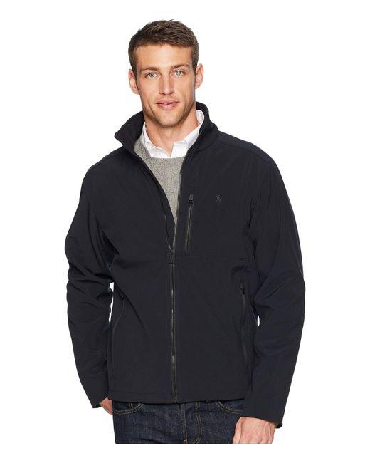 Polo Ralph Lauren Black Barrier Jacket for men