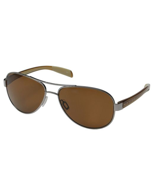 Native Eyewear - Patroller (chrome/crystal Brown/brown) Sport Sunglasses - Lyst