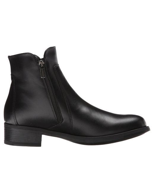 Lyst La Canadienne Saria Black Leather Women S Dress