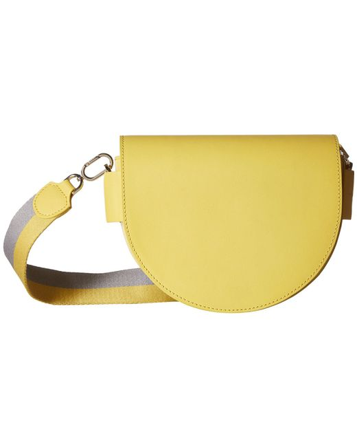 Liebeskind - Yellow Dx Bag Ms8 - Dx Bag (optic White) Handbags - Lyst