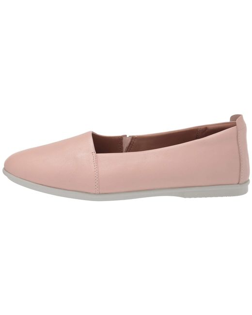 0ee625a88058 ... Clarks - Pink Un Coral Step (black Nubuck leather Combination) Women s  Shoes ...