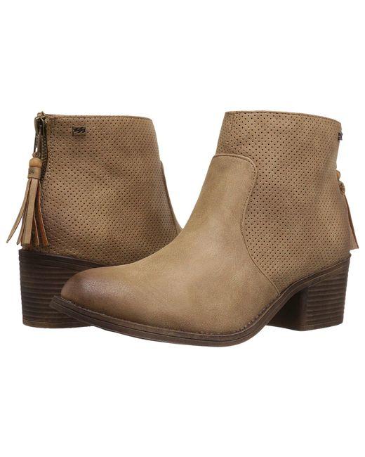 Billabong - Brown Talia (dune) Women's Pull-on Boots - Lyst