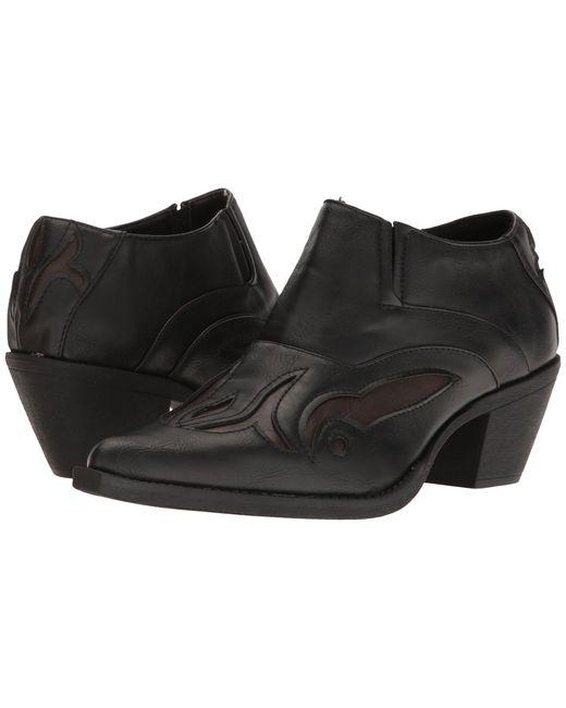 Roper Black Bootie Boot