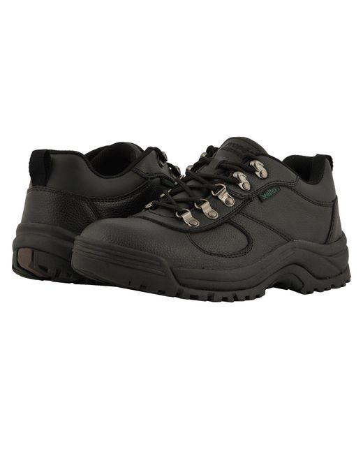 2edcf3601ba Lyst - Propet Shield Worker Low (black) Men s Shoes in Black for Men ...