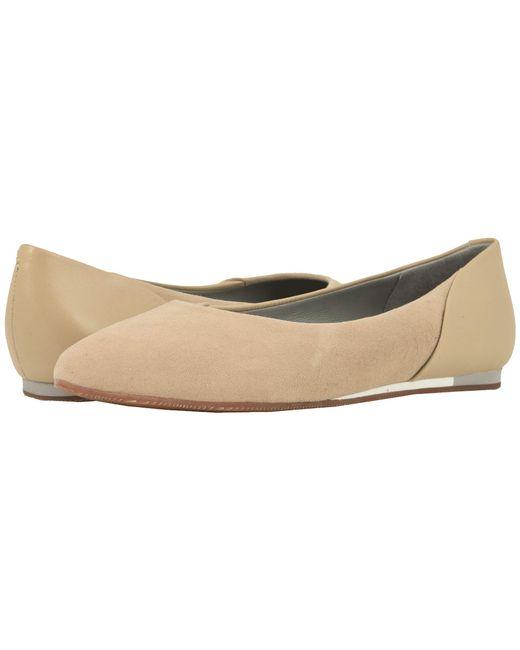 3425b37e0d3 Softwalk® - Natural Sava X Lea (black) Women s Flat Shoes - Lyst ...