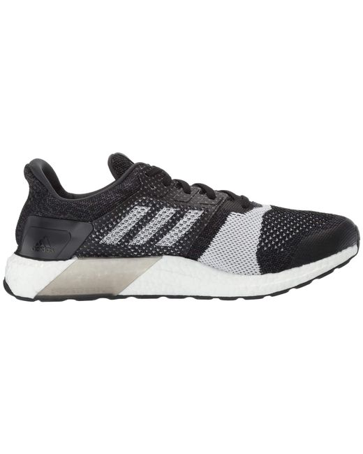 b65d02c7db585 ... Adidas Originals - Ultraboost St (black white carbon) Men s Running  Shoes for ...
