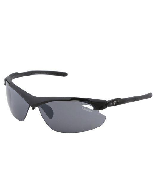 Tifosi Optics - Gray Tyranttm 2.0 Interchangeable (matte Black/smoke/ac Red/clear Lens) Athletic Performance Sport Sunglasses for Men - Lyst