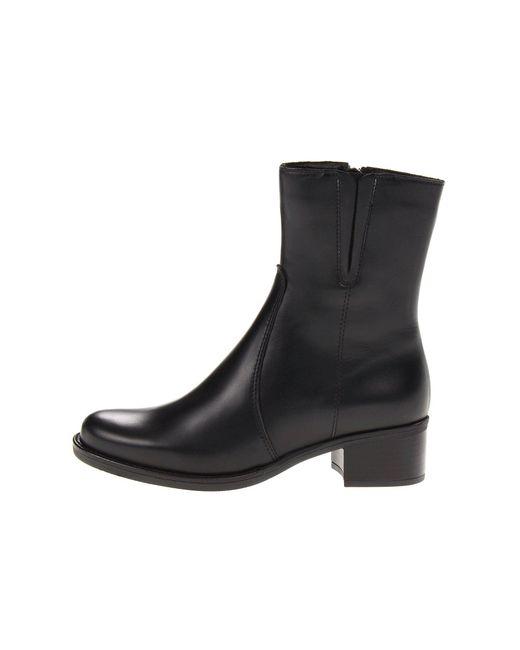 Lyst La Canadienne Perla Black Leather Women S Cold