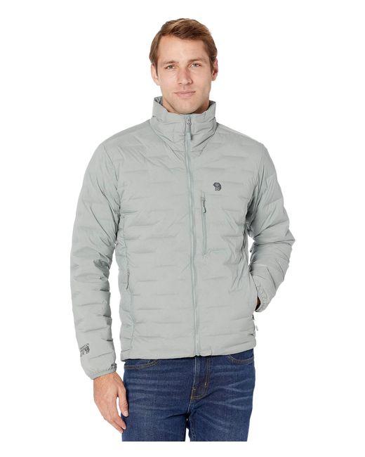 Mountain Hardwear Brown Super/dstm Jacket for men