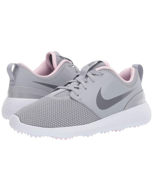 on sale 85f94 98730 Nike - Gray Roshe G (pure Platinumwhite) Womens Golf Shoes ...