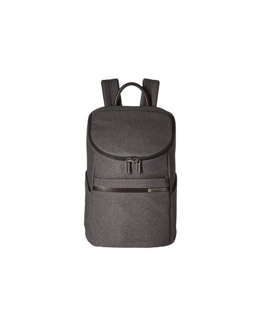 Briggs & Riley - Gray Kinzie Street - Small Wide Mouth Backpack - Lyst