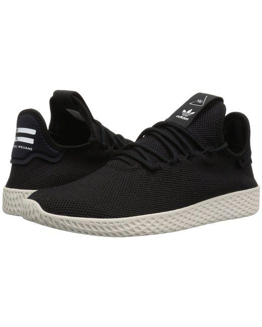 Adidas Originals - Black Pharrell Williams Tennis Human Race (collegiate Navy/collegiate Navy/chalk White) Men's Shoes for Men - Lyst
