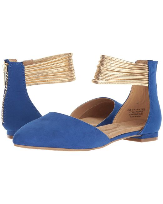 Aerosoles - Blue Girl Talk (black Combo) Women's Sling Back Shoes - Lyst