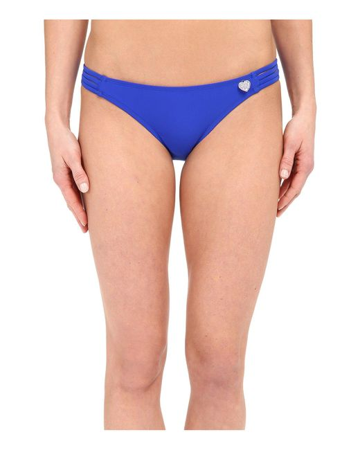 Body Glove - Blue Smoothies Flirty Surf Rider Bottom (abyss) Women's Swimwear - Lyst