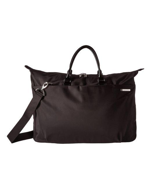 Briggs & Riley - Sympatico - Weekender Duffel (black) Duffel Bags - Lyst