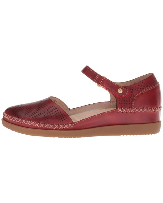 Pikolinos Cadaques Closed Toe Sandal W8K-0548(Women's) -Black Leather Buy Cheap Free Shipping Cheap Cost 6rm2QbJ