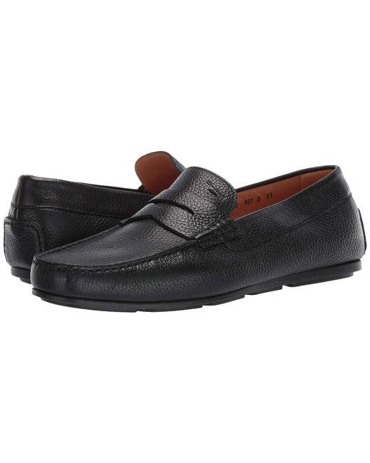 58e77c17cb6 Santoni - Tanton Wellington Penny Loafer (black) Men s Shoes for Men - Lyst  ...
