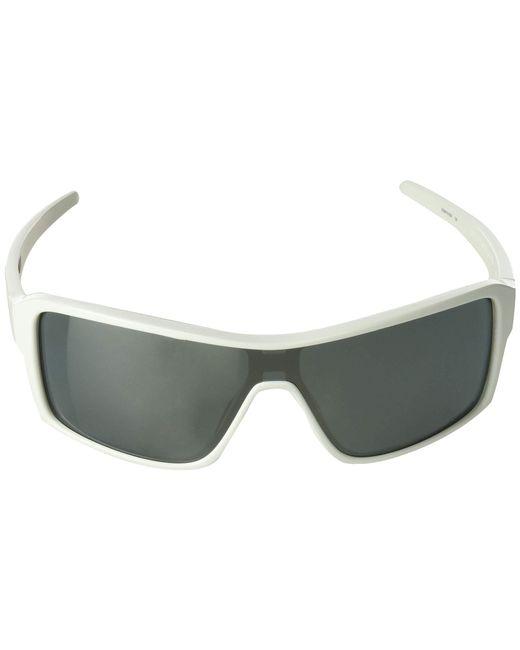 93dbfa31a1 ... Oakley - Multicolor Ridgeline (polished White prizm Black) Sport  Sunglasses for Men ...