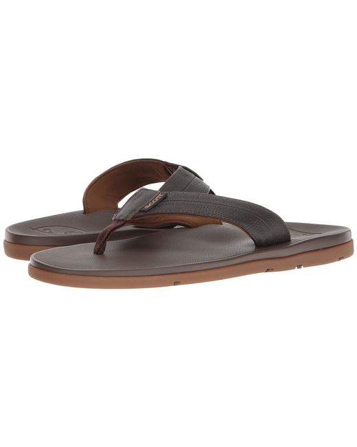 Scott Hawaii - Brown Kahu'a (chocolate) Men's Shoes for Men - Lyst