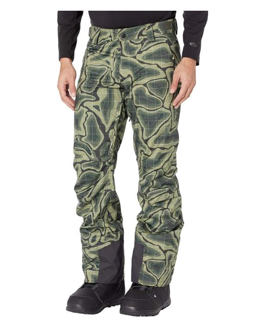 Helly Hansen Green Legendary Insulated Pants for men