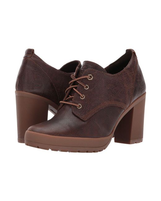 Timberland | Brown Camdale Oxford | Lyst