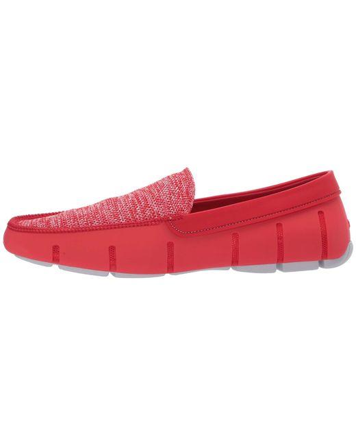 f49d61716b93 ... Swims - Red Classic Venetian Loafer (black gray) Men s Slip On Shoes  for ...
